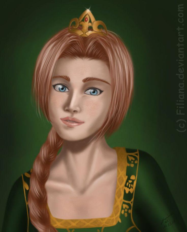 85 best princess fiona images on pinterest princess - Princesse fiona ...
