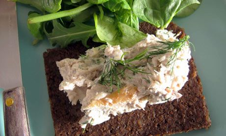 Perfect smoked mackerel pâté. Photograph: Felicity Cloake