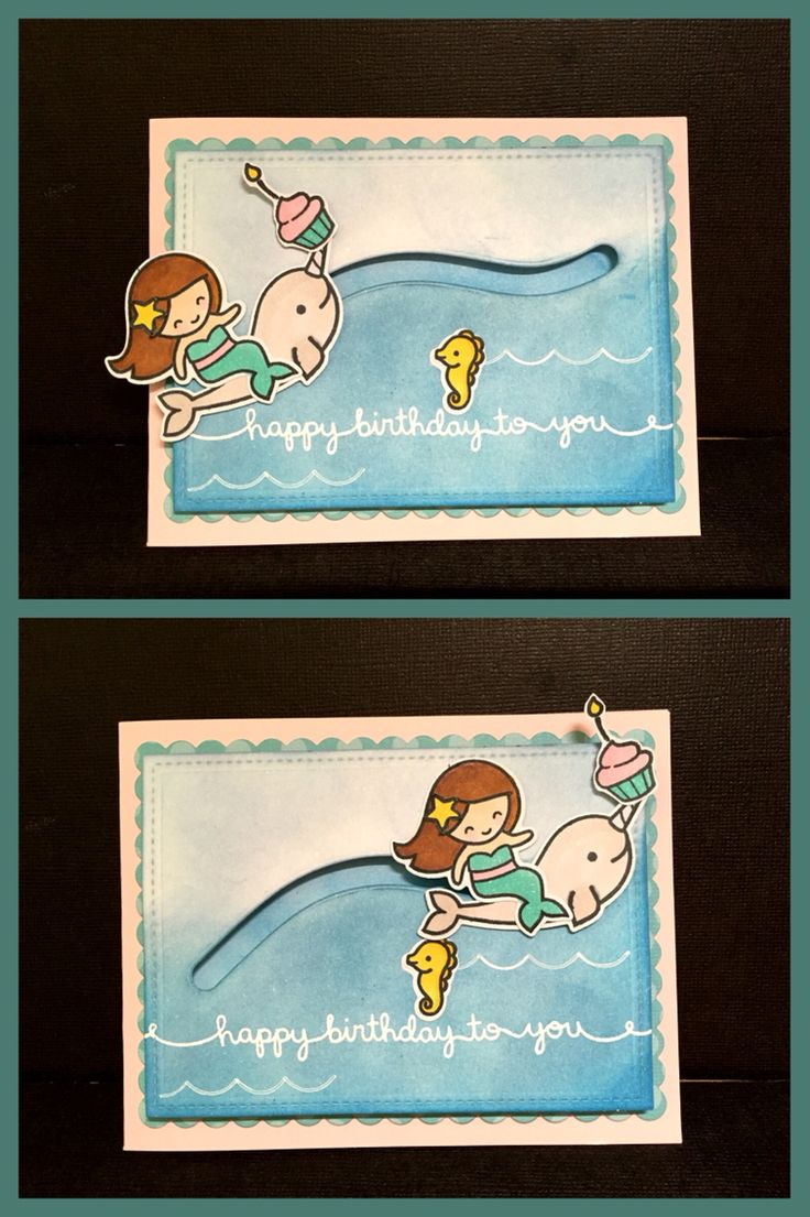 134 Best Lawn Fawn Mermaid For You Images On Pinterest Cardmaking