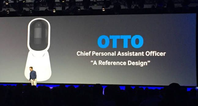 Move over Amazon Alexa – Samsung's hot assistant bot Otto's trying to build an…