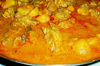 Curried Chicken at Tarka Indian Kitchen Restaurant in Austin http://goo.gl/sZx7nv
