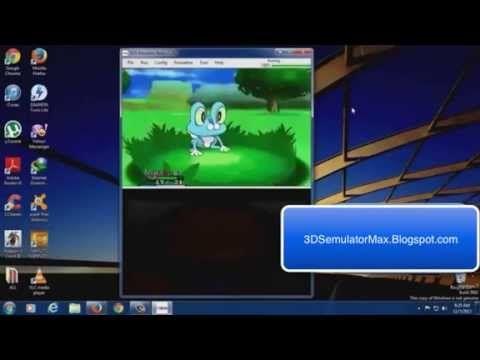 3DS emulator for PC -- 3DS Emulator -- https://www.youtube.com/watch?v=b0ixcFUt5ms