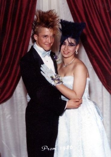 Awkward prom photos hahaha