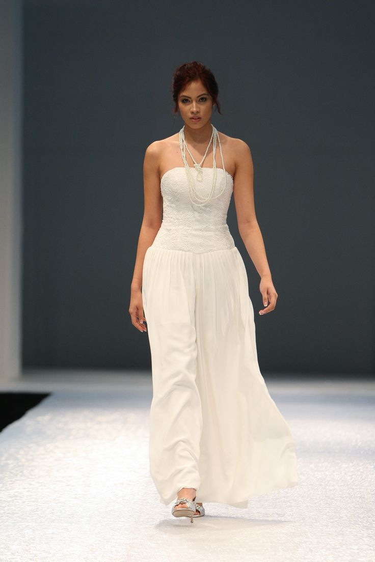 Fancy Trend Report Bridal Pant Suits Wedding Dresses and Fashion Ideas