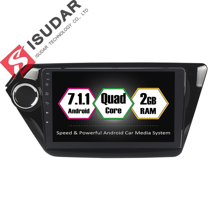 Android 7.1.1 9 Inch Car DVD GPS Video Player For Kia/Rio/K2 2012- WIFI USB Radio Navigation 2G RAM 16 ROM Quad Core 1.6GHZ //Price: $323.99 & FREE Shipping //     #android