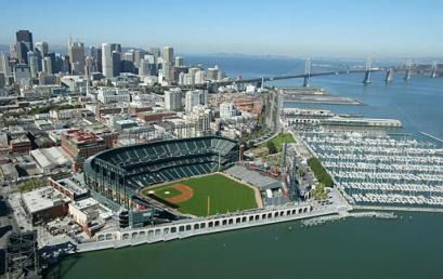 #bucketlist Watch a SF giants baseball game at this beautiful AT park   Checking it off my list tomorrow, go giants!!!