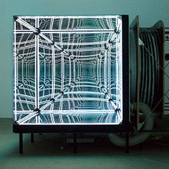 This Cube of Infinite Mirrors Expands, Contracts, and Blows Your Mind - Psychedelic Frontier