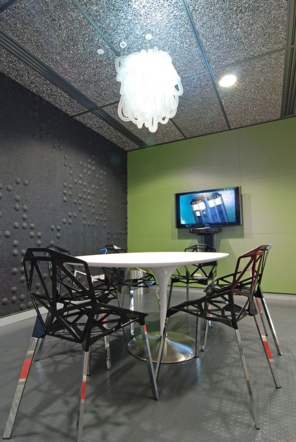 14 best images about office decor on pinterest grey for Office design grey