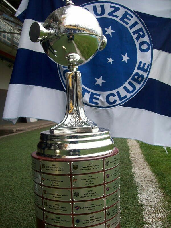Libertadores Cruzeiro Esporte Clube