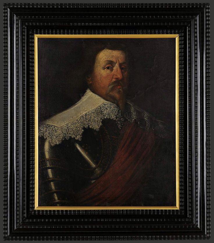 Portrait of Ladislaus IV Vasa by Anonymous, ca. 1640 (PD-art/old), Muzeum Ziemi Kujawskiej i Dobrzyńskiej