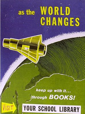 7 Cool Library Posters ~ Educational Technology and Mobile Learning