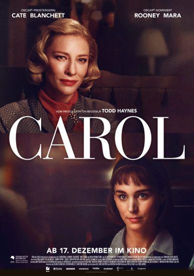 Carol   Film 2015 -- lesbisch, bisexuell, Homophobie -- Bester Lesbenfilm 2015
