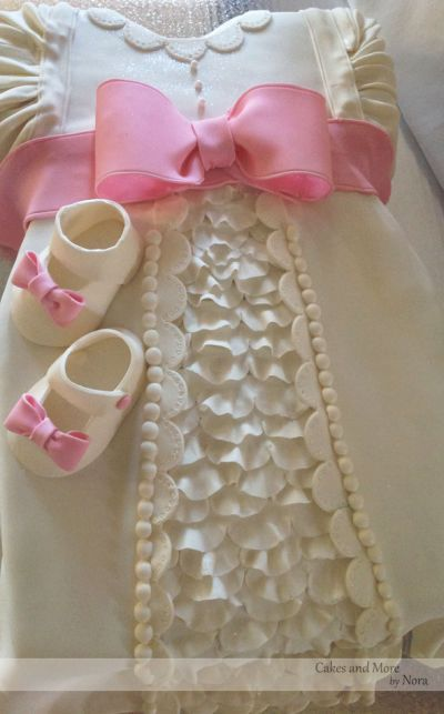 Pin Baby Girl Baptism Sheet Cake