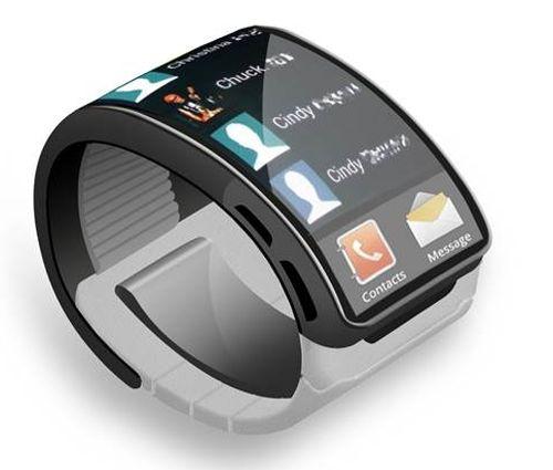 écran souple - galaxy watch gear