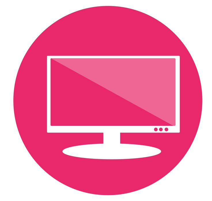 Icon - Um dos ícones realizados para um projeto de website.