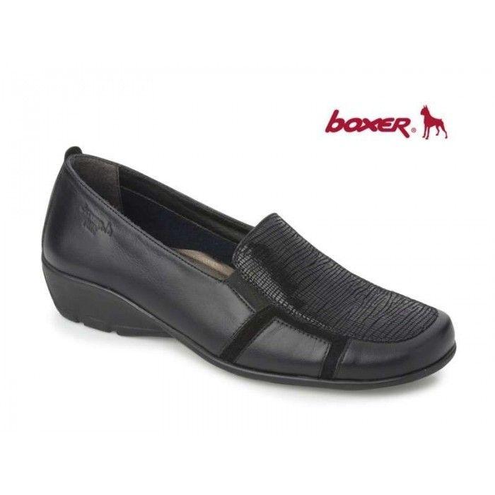 Boxer 52668 17-011 Μαύρο