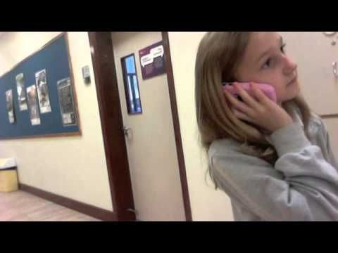 A wonderful video of elementary students cyberbullying and the consequences.