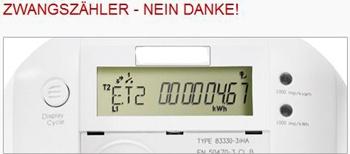 """Telepolis. Intelligente Stromzähler: """"Einfallstor für Angriffe"""".  In Österreich sollen intelligente Stromzähler zwangsweise eingeführt werden, passend ist zu den sich damit öffnenden Sicherheitslücken von einem Österreicher der Thriller """"Blackout"""" erschienen"""