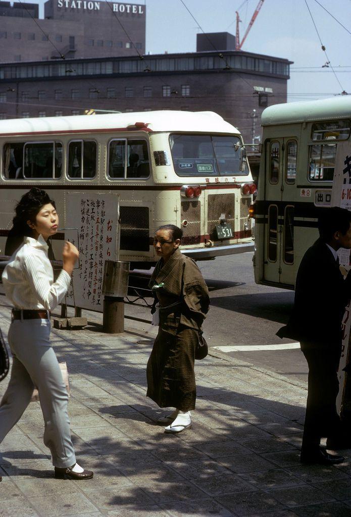 70年代の東京