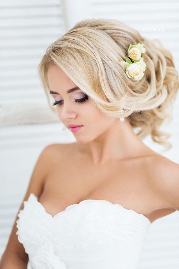 Wedding Hairstyle   Belle The Magazine