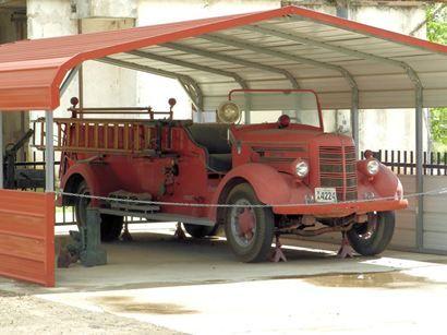 Brownwood Tx - Fire Truck