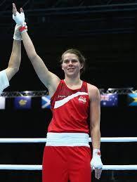 Savannah Marshall - Boxing. Middleweight.