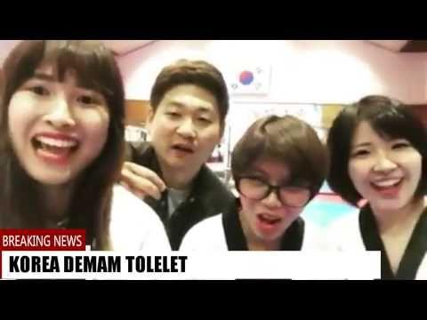 OM TELOLET OM Dari KOREA pun IKUT demam telolet #Kumpulan telolet lucu dan menghibur - YouTube