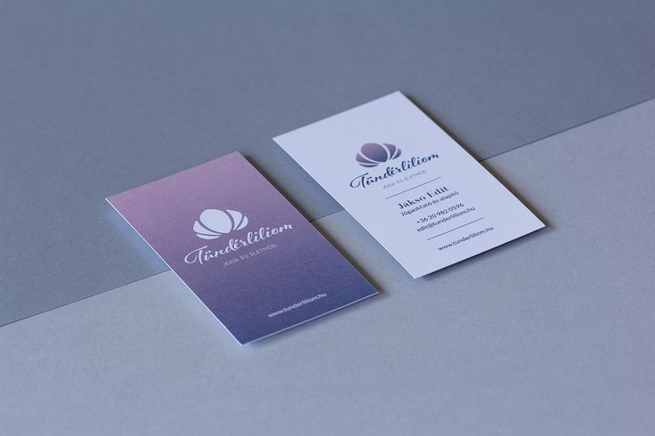 Fairy Lily | Tündérliliom | Branding on Behance