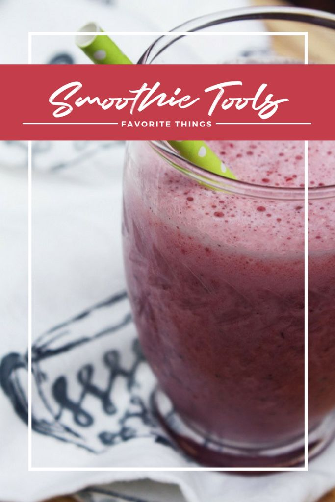 Favorite Things: Smoothie Tools https://savingdinner.com/favorite-things-smoothie-tools/ Everything you need to make a GREAT smoothie! First things first--if you're going to make a fabulous, nutrient-dense smoothie with everything you need to get your day started, you've gotta have the right stuff! That means--ingredients, tools …