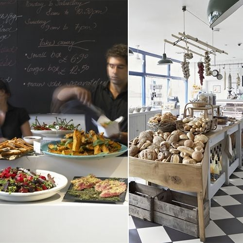 Sheerluxe rates our Deli, August 2014