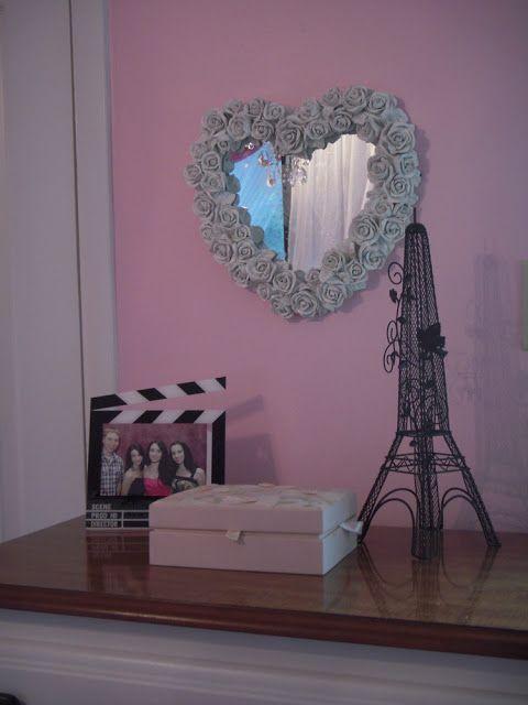 little girls paris inspired bedrooms | Hydrangea Home by Dawn's Designs: Paris Dreams...