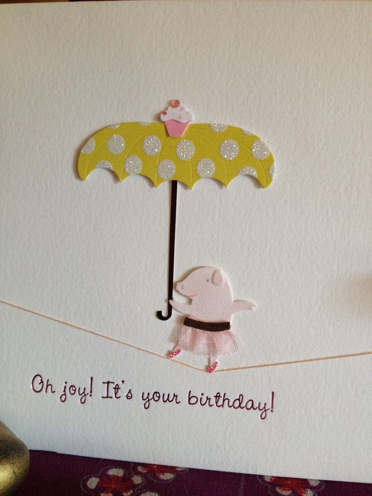 Birthday Card Handmade Ballet Shoes By Papyrus Null Httpwww