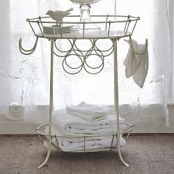 Bathroom Accessories - Bath Stand - Wine Bottle Storage or Towels, whatever  ;)