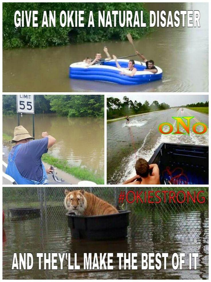 Oklahoma flooding @kori