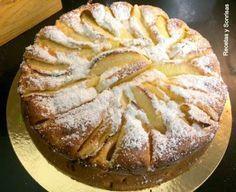 Pastel De Mascarpone Y Manzana