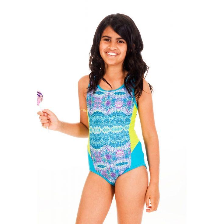 Limeapple girls swimwear bikini