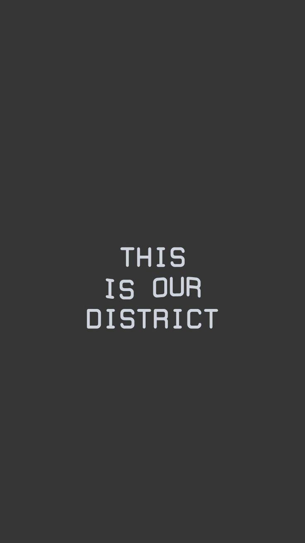 Stray Kids District 9 wallpaper lockscreen kpop JYP