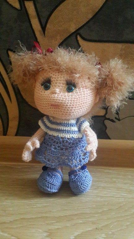 getImage (2) - куклы куколки пупсяшки - Галерея - Форум почитателей амигуруми (вязаной игрушки)