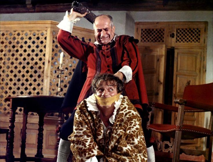 La Folie des grandeurs - Louis de Funès - Yves Montand Image 8 sur 13
