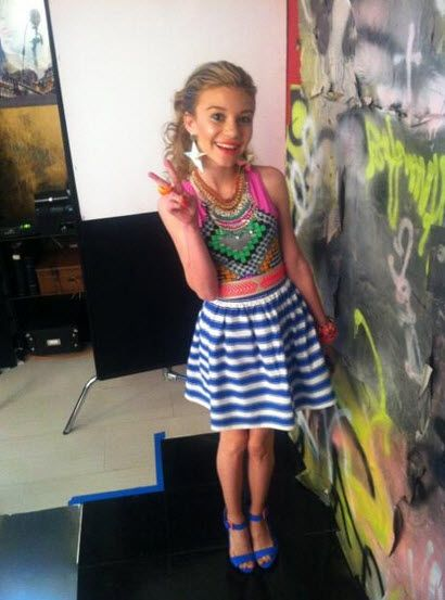 Photo Shoot Time For G Hannelius May 8, 2013 | Photo shoot ...