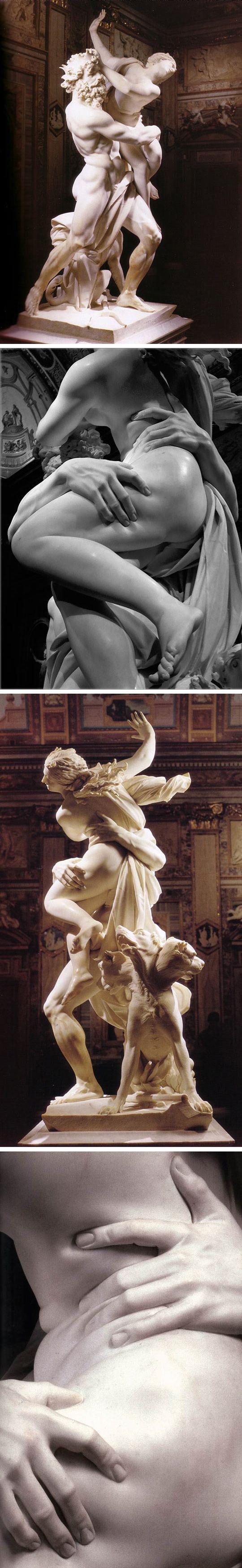 Gian Lorenzo a terminé cette oeuvre à l'age de 23 ans