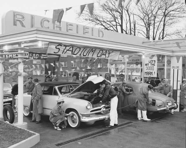 123 Best Richfield Gas Stations Images On Pinterest Gas