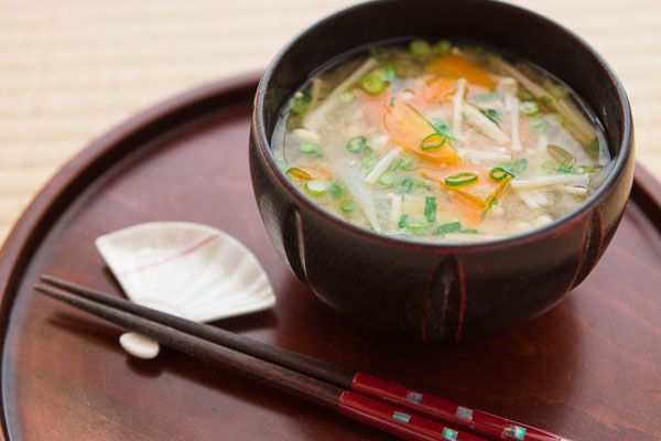Miso Soup 味噌汁 #japanese
