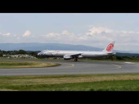 Niki A321 OE-LET Takeoff Flughafen Graz 06.07.13 - http://music.tronnixx.com/uncategorized/niki-a321-oe-let-takeoff-flughafen-graz-06-07-13/ - On Amazon: http://www.amazon.com/dp/B015MQEF2K