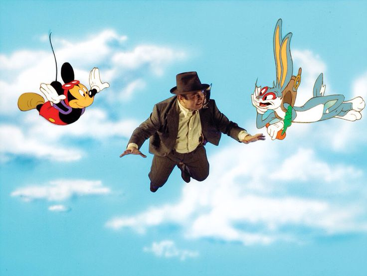 19 best Who Framed Roger Rabbit - Art I Did Not Buy images on ...