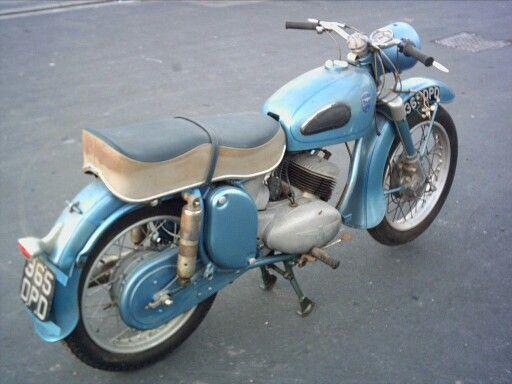 Adler motorcycle