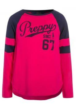 Polo Ralph Lauren - Bluzka z długim rękawem - sport pink/newport navy