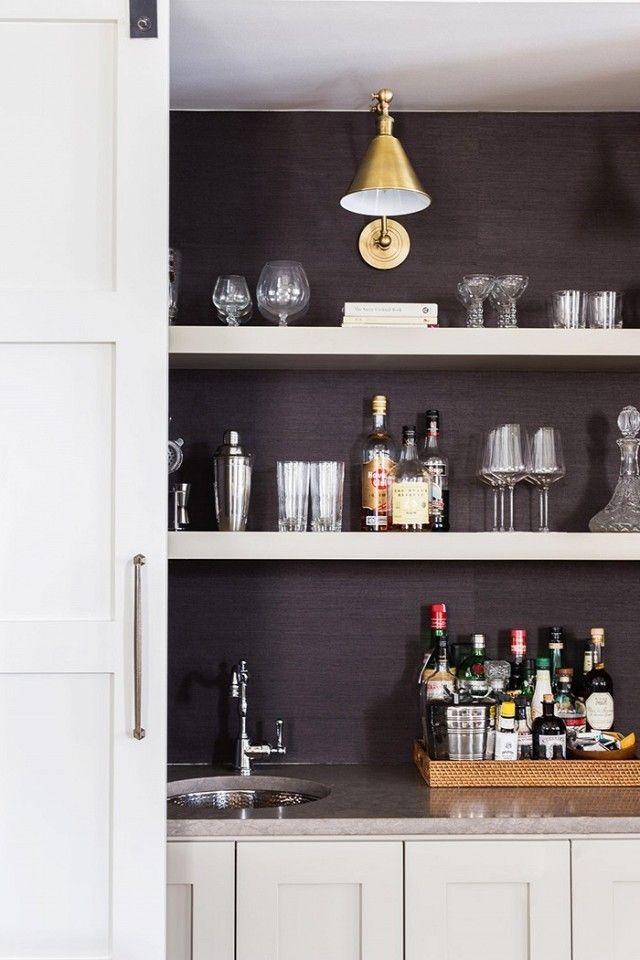 Best 25 Closet Bar Ideas On Pinterest Wet Bar Cabinets