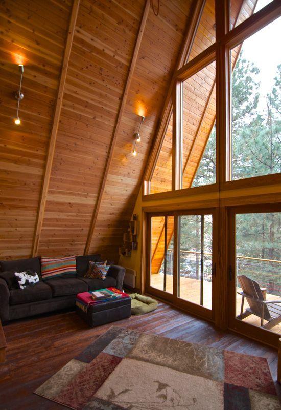 Best 25+ A frame homes ideas on Pinterest | A frame cabin, A frame ...