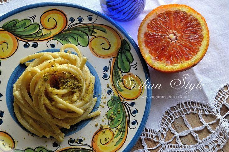 Pasta al Profumo di Zagara http://www.zagaraecedro.ifood.it/2015/05/pasta-al-profumo-di-zagara.html